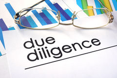 due diligence tax lien