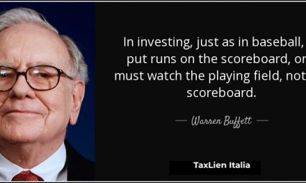 Warren Buffet, il Baseball e la pazienza negli Investimenti.