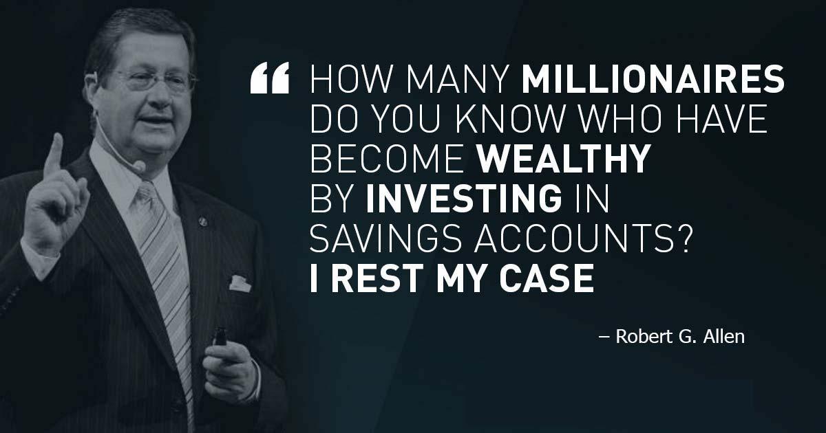 Robert Allen – Come Creare Molteplici Fonti di Reddito
